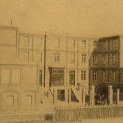 Opening van de 1ste Delacre fabriek